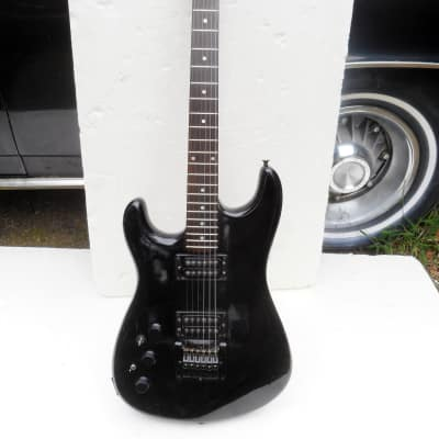 Hohner Left Handed  Professional ST Ferari Guitar,  1986, 2 High Output PU's,  Coil Taps for sale