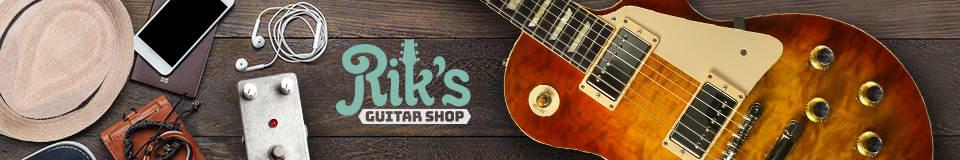 Rik's Guitar Shop