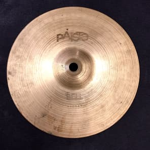 "1970s Black Label Paiste 8"" 2002 Bell Cymbal"