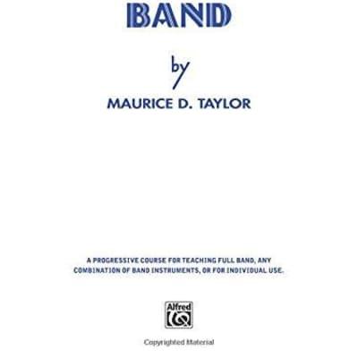 Alfred Easy Steps to The Band Trombone (Baritone B.C.