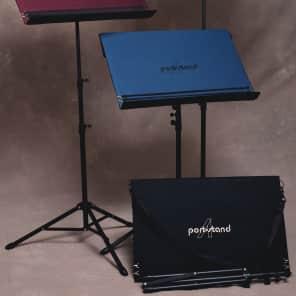 PortAStand PAS-TB-BLU Portable Music Stand