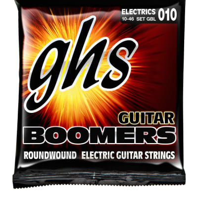GHS Strings Boomers 10-52 Sets (3)