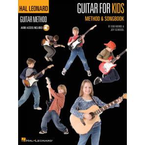 Hal Leonard Guitar for Kids: Hal Leonard Guitar Method