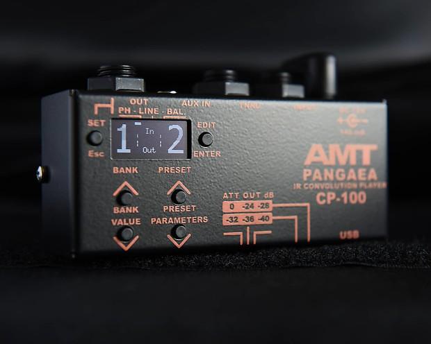 AMT Electronics CP-100 Pangaea Impulse Response IR Speaker | Reverb