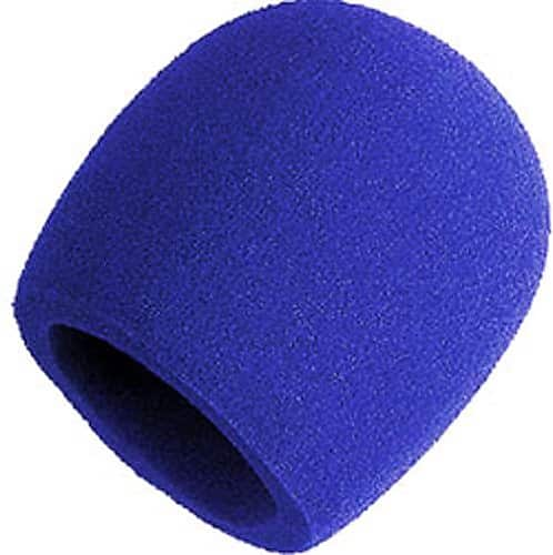 shure a58ws blu foam windscreen for all shure ball type reverb. Black Bedroom Furniture Sets. Home Design Ideas