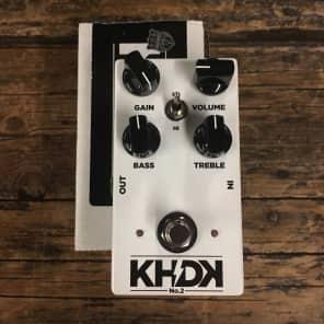 KHDK Electronics Handmade Clean Boost Standard