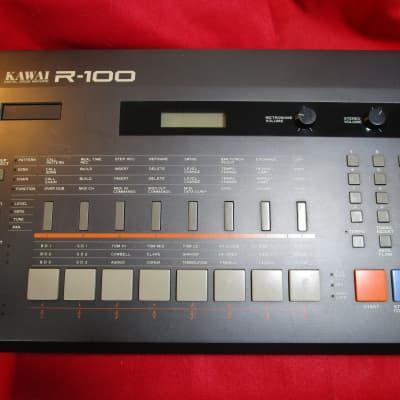 KAWAI R-100 R100 Super Rare Vintage Drum Machine R100 Expedited shipping #2