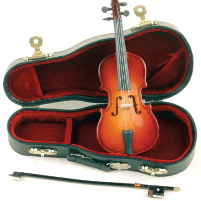"Vemars Products LTD. Miniature Cello 6 inches ""Small"""