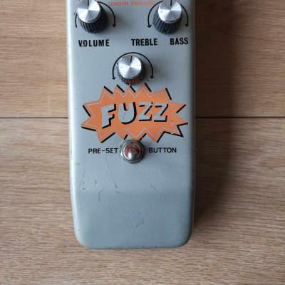 [Final Sale] Vintage Sola Sound Tone - Bender Fuzz  1970s for sale