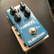 TC Electronic Flashback Delay / Looper Blue