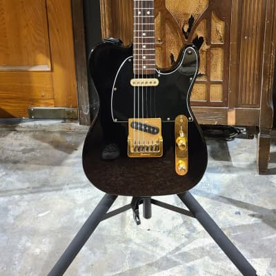 1981 Fender Collector's Edition Black And Gold Telecaster for sale