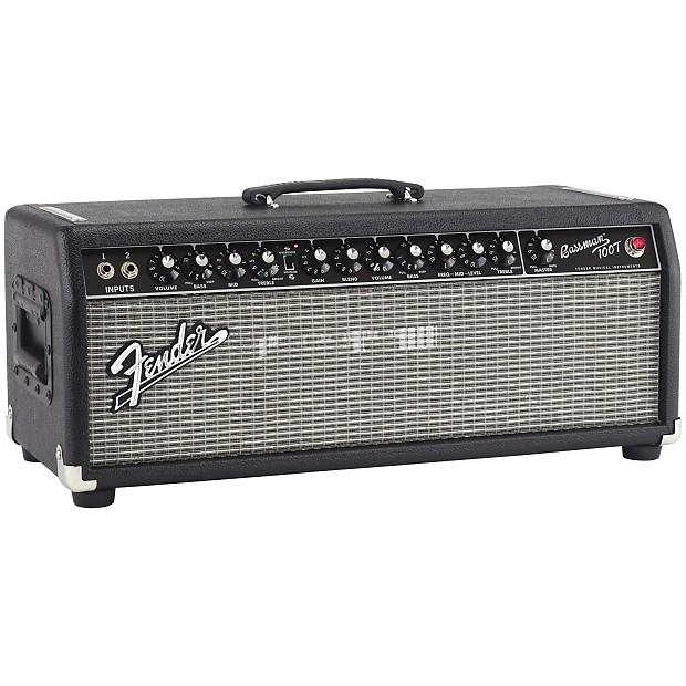 fender bassman 100t tube bass amplifier head 100 watts reverb. Black Bedroom Furniture Sets. Home Design Ideas