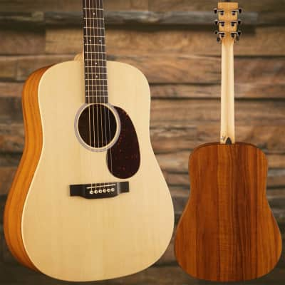Martin DX1KAE New X Series, S/N 2250544 4lbs 12.3oz for sale