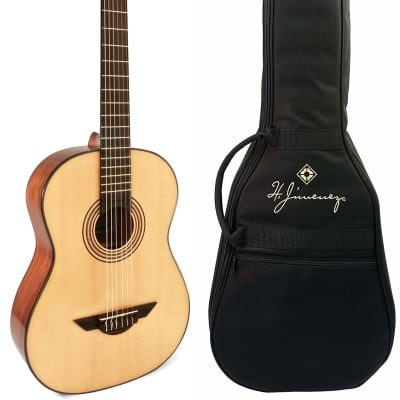 H. Jimenez Voz Fuerte (Powerful Voice) LG1 Acoustic Guitar w/ Gig Bag for sale