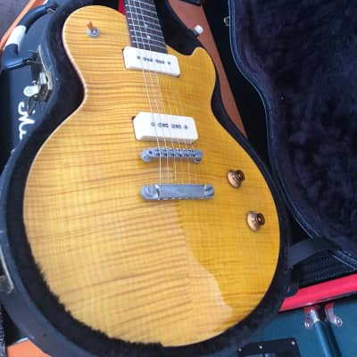 Robin Avalon Classic P90 2004 Lemon drop over 4x curl for sale