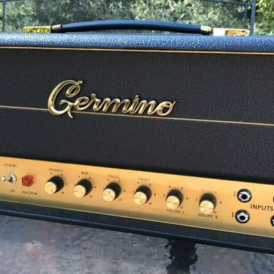 Germino  Lead 35 with Master Volume Option for sale