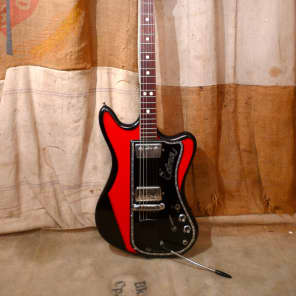 Wandre Cobra 1964 Red for sale