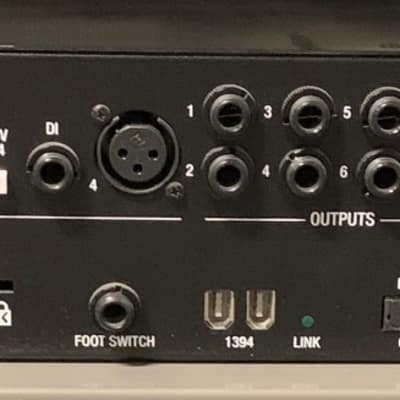 Digidesign Digi 003R Rackmount Firewire Audio Interface