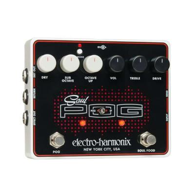 Electro-Harmonix Soul POG Multi-Effects Pedal for sale