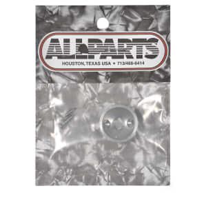 Allparts ElectroSocket Curved Jack Plate