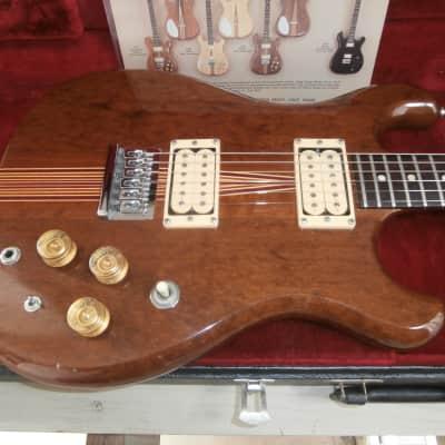 Vintage 1981 Dobro E3C Electric Guitar w/ Original Case! for sale