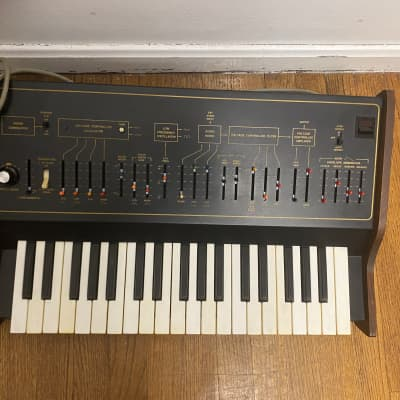 ARP Axxe completely restored by expert synth technician