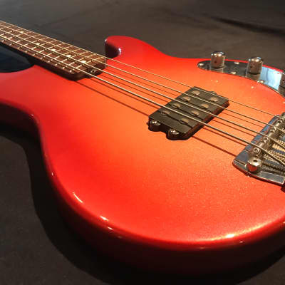 Ernie Ball Music Man USA SUB 1990s Catch Me Copper Burst for sale