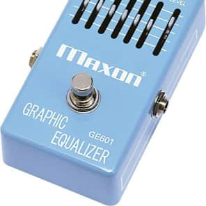 Maxon GE601 Graphic Equalizer Reissue for sale
