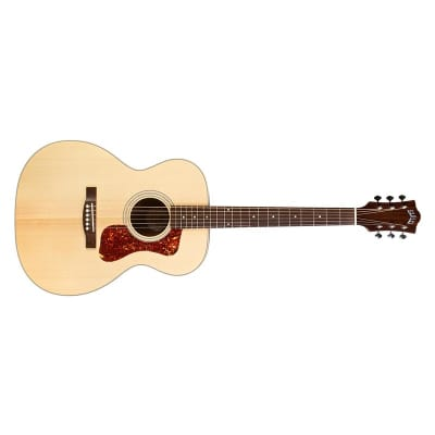 Guild OM-240E Westerly Orchestra Electro Acoustic, Natural for sale