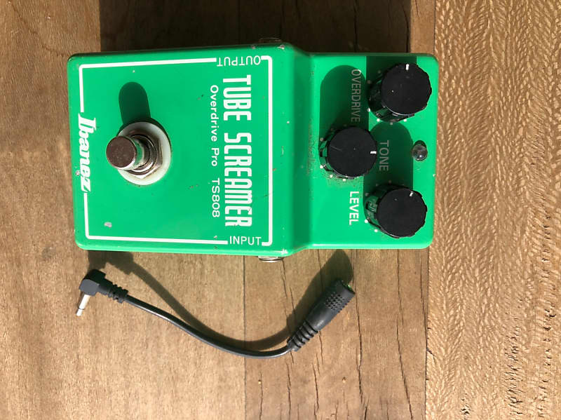 Ibanez TS808 Tube Screamer w/ Keeley Mod