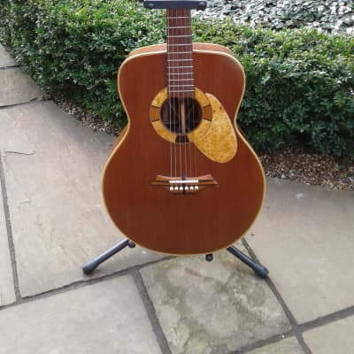Thornton Caldwell OM Natural /Satin for sale