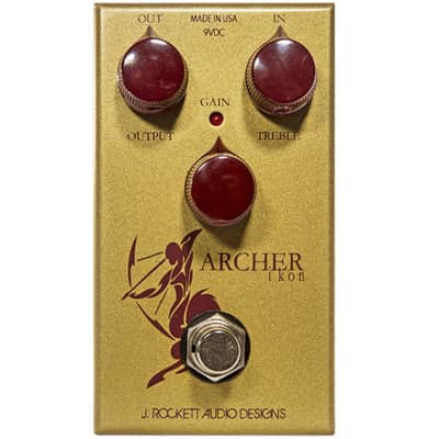 J. Rockett Audio Designs Archer Ikon Overdrive