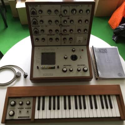 EMS VCS3 1970's MKII modular analog classic synthi + KS | Reverb