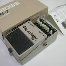 Boss GE-7 With box Made in Japan MIJ 1989