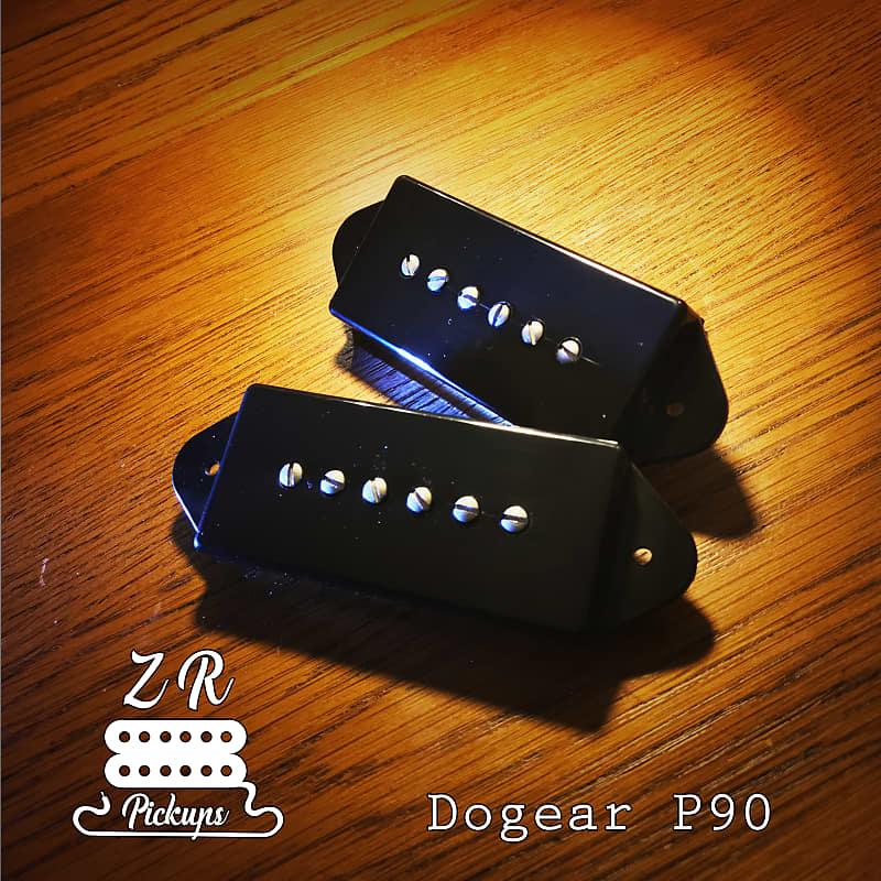 39 reverse polarity 39 dogear soapbar p90 set medium reverb. Black Bedroom Furniture Sets. Home Design Ideas