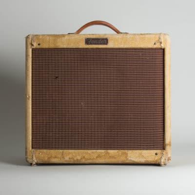 Fender  Princeton 5F2 Tube Amplifier (1956), ser. #P-01118. for sale