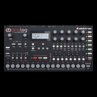Elektron Analog Four 4 Table Top Voice Analog Synthesizer Module