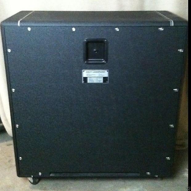 hiwatt se4123 4x12 electric guitar speaker cabinet reverb. Black Bedroom Furniture Sets. Home Design Ideas