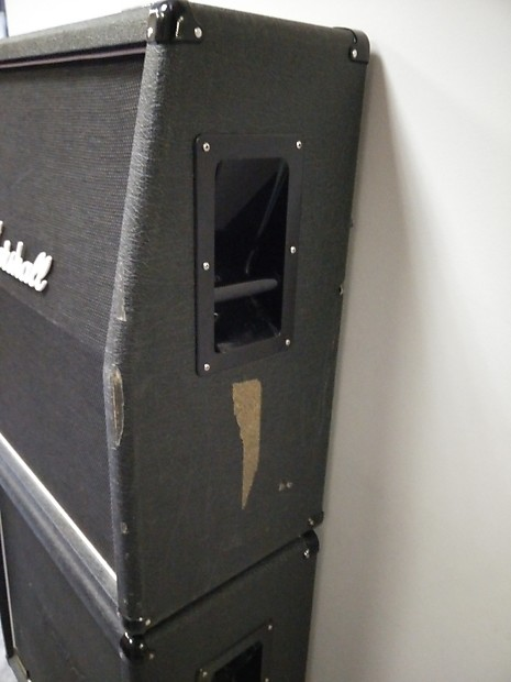 Vintage Marshall 1960a 4x12 cabinet,