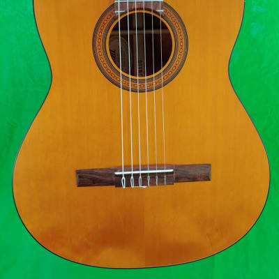 Vintage 1985 Guild Mark II / Mark 2 / Nylon String / Spruce Top Classical Guitar w/OHSC for sale