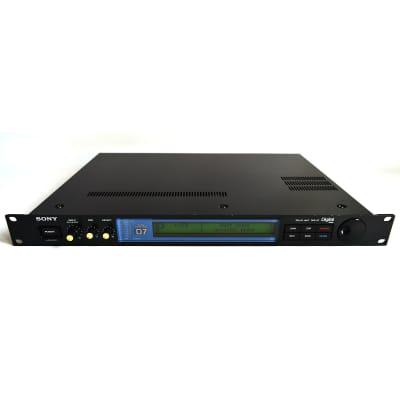 Sony DPS-D7 Digital Delay Unit