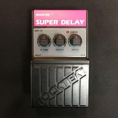 Rocktek ADR-01 Super Delay Effects Pedal for sale