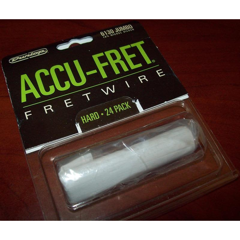 Dunlop 6130 fret wire set of 24 motor city guitar reverb for Motor city guitar waterford