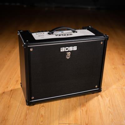 """Boss Katana-100 MkII 100-Watt 1x12"""" Digital Modeling Guitar Combo"""