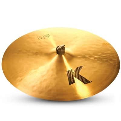 "Zildjian 22"" K Series Light Ride Cymbal"