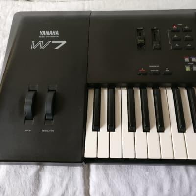 Yamaha  W7 synths