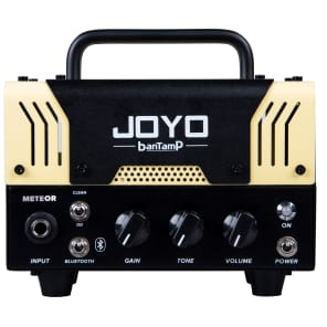 Joyo BanTamP Meteor 20-Watt Tube Guitar Head