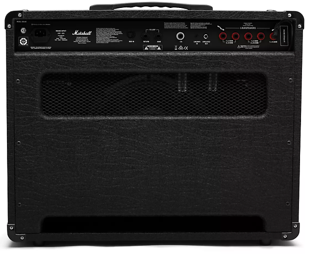 marshall dsl40cr 1x12 40 watt tube guitar combo with reverb. Black Bedroom Furniture Sets. Home Design Ideas