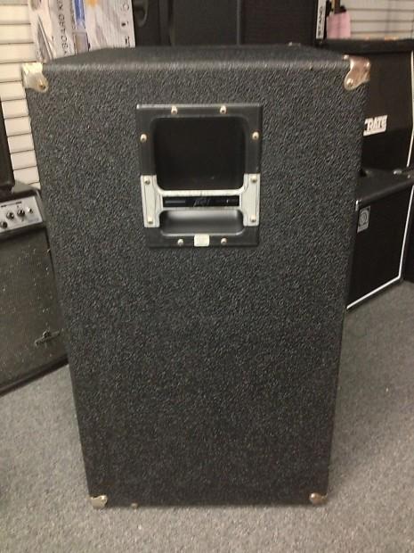 peavey 1810 bass guitar speaker cabinet reverb. Black Bedroom Furniture Sets. Home Design Ideas