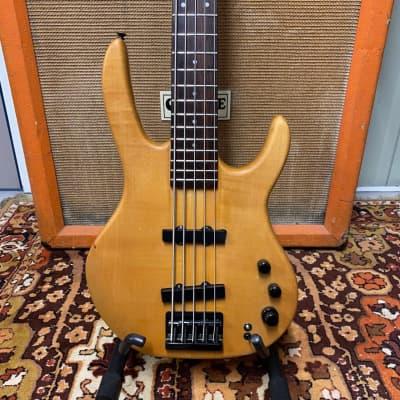 Vintage Hohner Professional B Bass V 5 String Thru Neck Active Guitar for sale